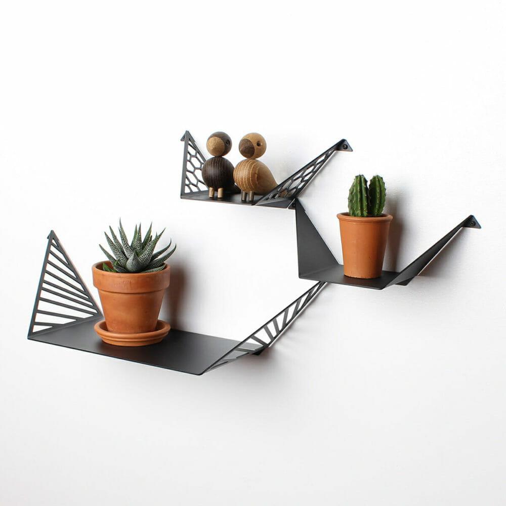 ByDyb -bougeoirs, étagères et porte-plantes - Design Danois