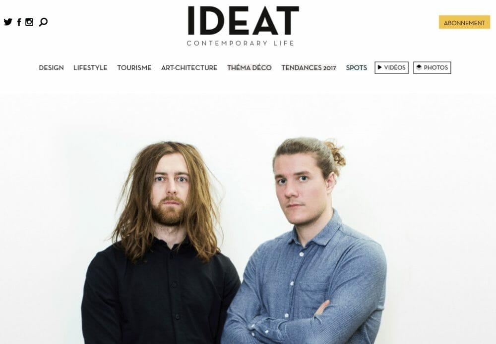 Le magazine déco et design IDEAT - Roon&Rahn Danois - JOYA Lifestore