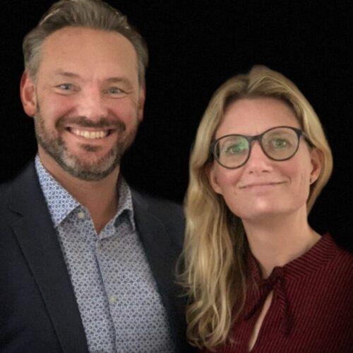 Rikke & Jens - Fondateur de verti copenhagen