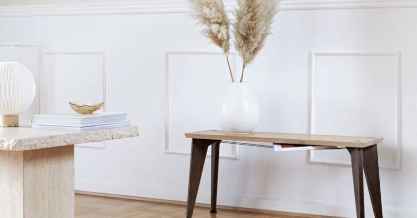 Roon&Rahn : banc en bois massif rank-bench