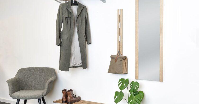 KNAX : meuble entrée design scandinave